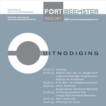 Fort Resort uitnodiging bouwstart-b