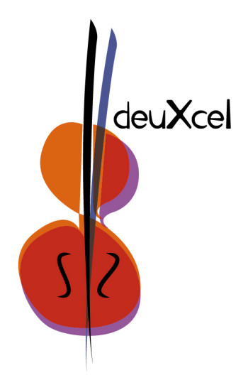 DeuXcel – logo en website