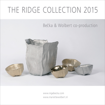 The Ridge Collection – promotiefolder voorkant