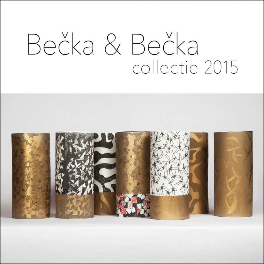 Kaart Becka&Becka collectie 2015
